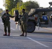 السياج بين قطاع غزة واسرائيل