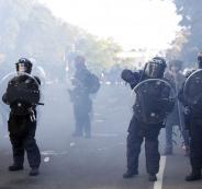 ترامب والتظاهرات في اميركا