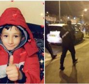 اختطاف طفل في القدس