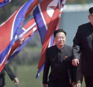 الزعيم الكوري يوقف قصف الجزيرة الامريكية
