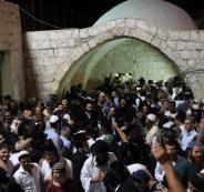 اقتحام قبر يوسف