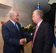 مستشار الامن القومي الامريكي واسرائيل