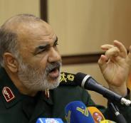 قائد الحرس الثوري الايراني وحزب الله واسرائيل