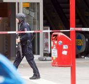 فلسطيني هاجم سوبر ماركت في هامبورج