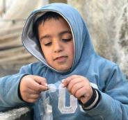 الطفل بشار عبد الغزال