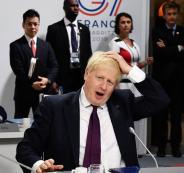 جونسون والخروج من الاتحاد الاوروبي