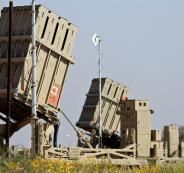 اسرائيل والقبة الحديدية