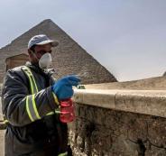 مصر وفيروس كورونا