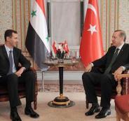 اردوغان يهاتف الاسد