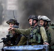 اسرائيل ومواجهات في الضفة الغربيةة