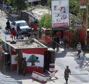 لبنان ومخيمات اللاجئيين الفلسطينيين