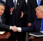 الاتفاق التجاري بين الصين واميركا