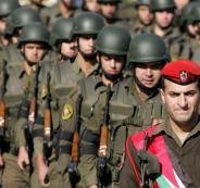 الاجهزة الامنية تطرد قوات الاحتلال