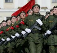 الجيش الروسي والجيش الأمريكي