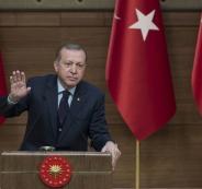 اردوغان والمسجد الأقصى