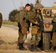 اصابة جنود اسرائيلين في حادثة تدهور حافلة
