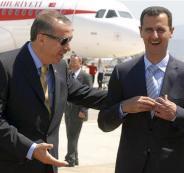 بشار الاسد وتركيا