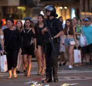 المنفذ الرئيسي لهجوم برشلونة في قبضة الشرطة