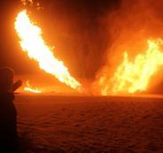 الغاز المصري لاسرائيل