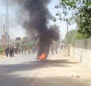 إصابة مواطن بعيار ناري بالقرب من رام الله