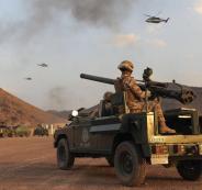 شاهد: وسائل إعلام سعودية تنشر فيديو يحاكي تدمير الجيش الإيراني