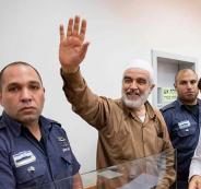 تمديد اعتقال الشيخ رائد صلاح حتى الخميس تمهيداً لتقديم لائحة اتهام بحقه