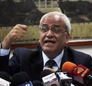 عريقات: سيتم تعليق الاتصالات مع واشنطن إن لم تجدد ترخيص مكتب منظمة التحرير