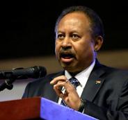 رئيس الوزراء السوداني والارهاب