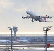 الطيران في تركيا