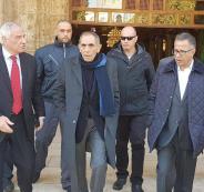 وزير الداخلية الاردني يزور الأقصى