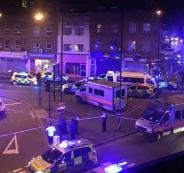 هجوم في لندن