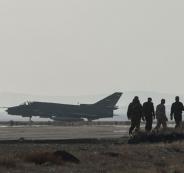 اسرائيل ومطار T4 السوري