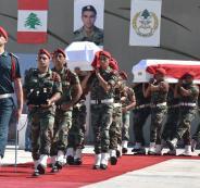 مقتل جنديين لبنانيين