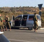 اصابة مستوطنين بجراح في عملية مزدوجة جنوب بيت لحم