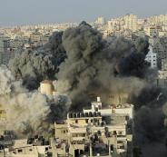 التصعيد الاسرائيلي في غزة
