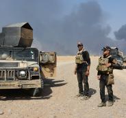 هجمات في الموصل