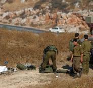 اصابة جنود اسرائيلين قرب وادي الاردن