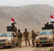 القوات العراقية تتوغل غربي الموصل