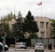 تركيا تغير اسم شارع السفارة الاميركية