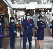 مطار حمد الدولي واستراليا