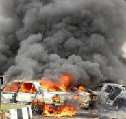 هجوم في الناصرية جنوب العراق
