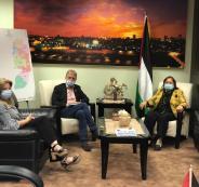 الصحة العالمية  والصحة الفلسطينية