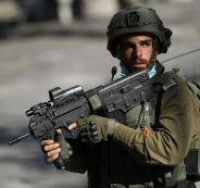مواجهات بين المستوطنين والجيش قرب نابلس