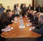 حوارات الفصائل الفلسطينية في روسيا