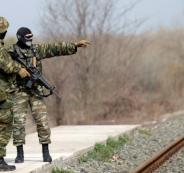 الجيش التركي واليونان