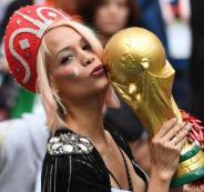 برغر كنج والروسيات في كأس العالم