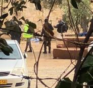 اطلاق النار على شاب في القدس