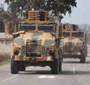مقتل جنود اتراك في اربيل