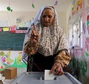 الانتخابات المحلية بغزة