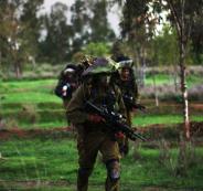 قوة خاصة اسرائيلية في غزة